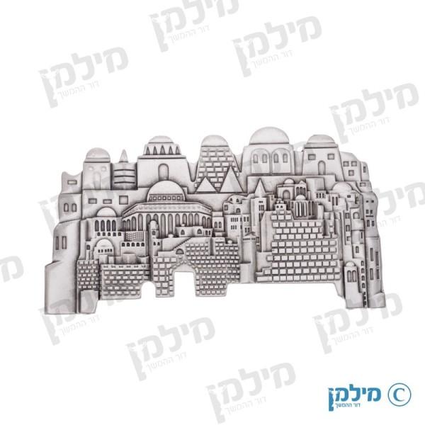 תבליט חומות ירושלים