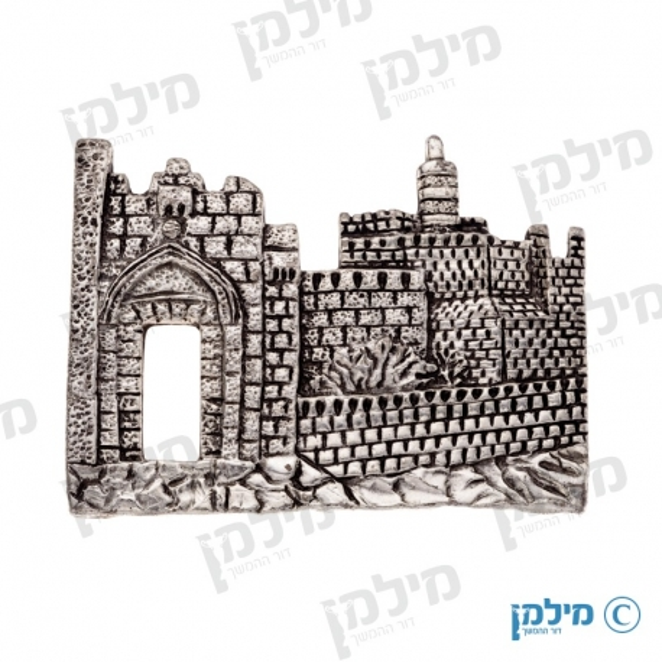 תבליט חומות מגדל דוד ירושלים
