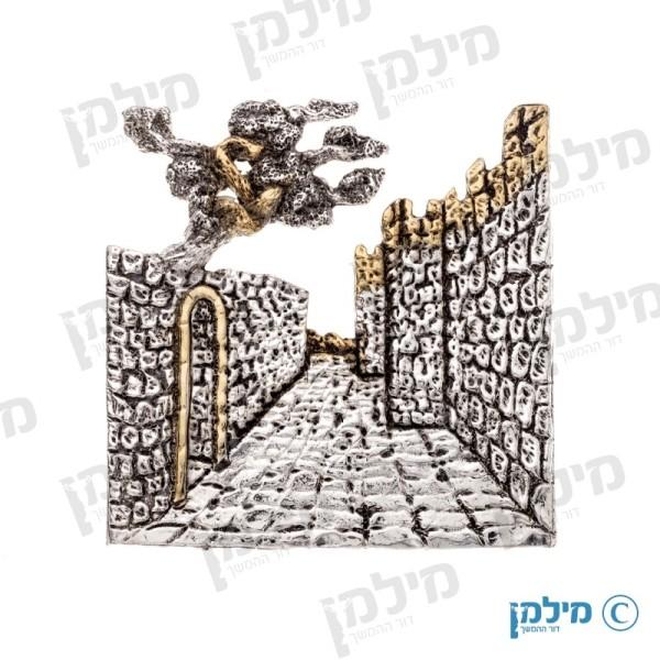תבליט העיר העתיקה ירושלים
